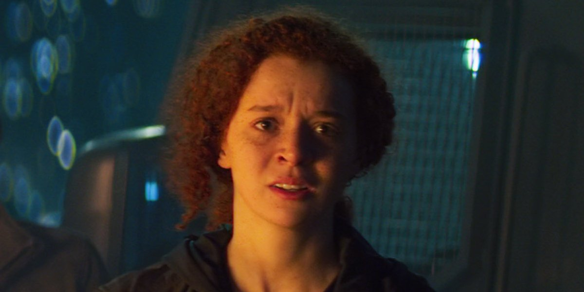 Erin Kellyman on The Falcon and the Winter Soldier