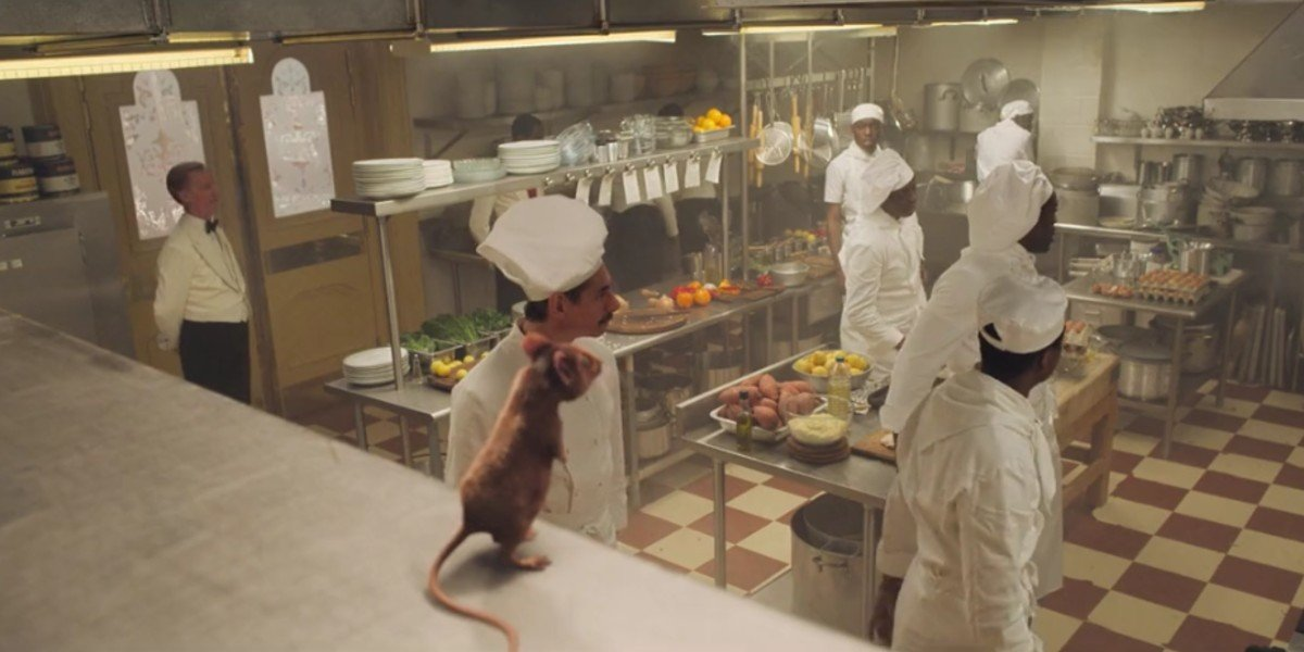 The Kitchen Scene from The Witches on HBO