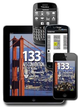 AES Launches Mobile Convention App