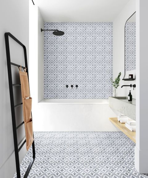 Small Bathroom Flooring Ideas From, What Is The Best Flooring For Small Bathrooms