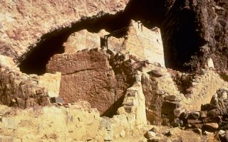 Tonto National Monument NPS Archive 1920