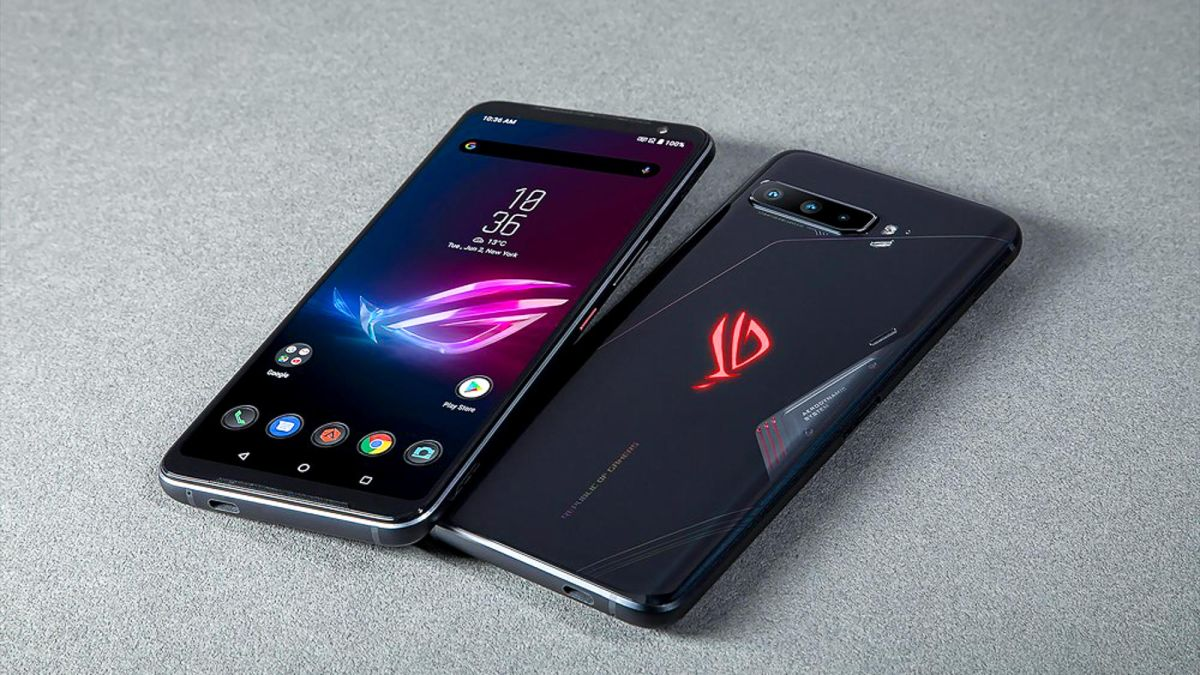 Asus ROG Phone 5 leak reveals 18GB of RAM — that's not a typo