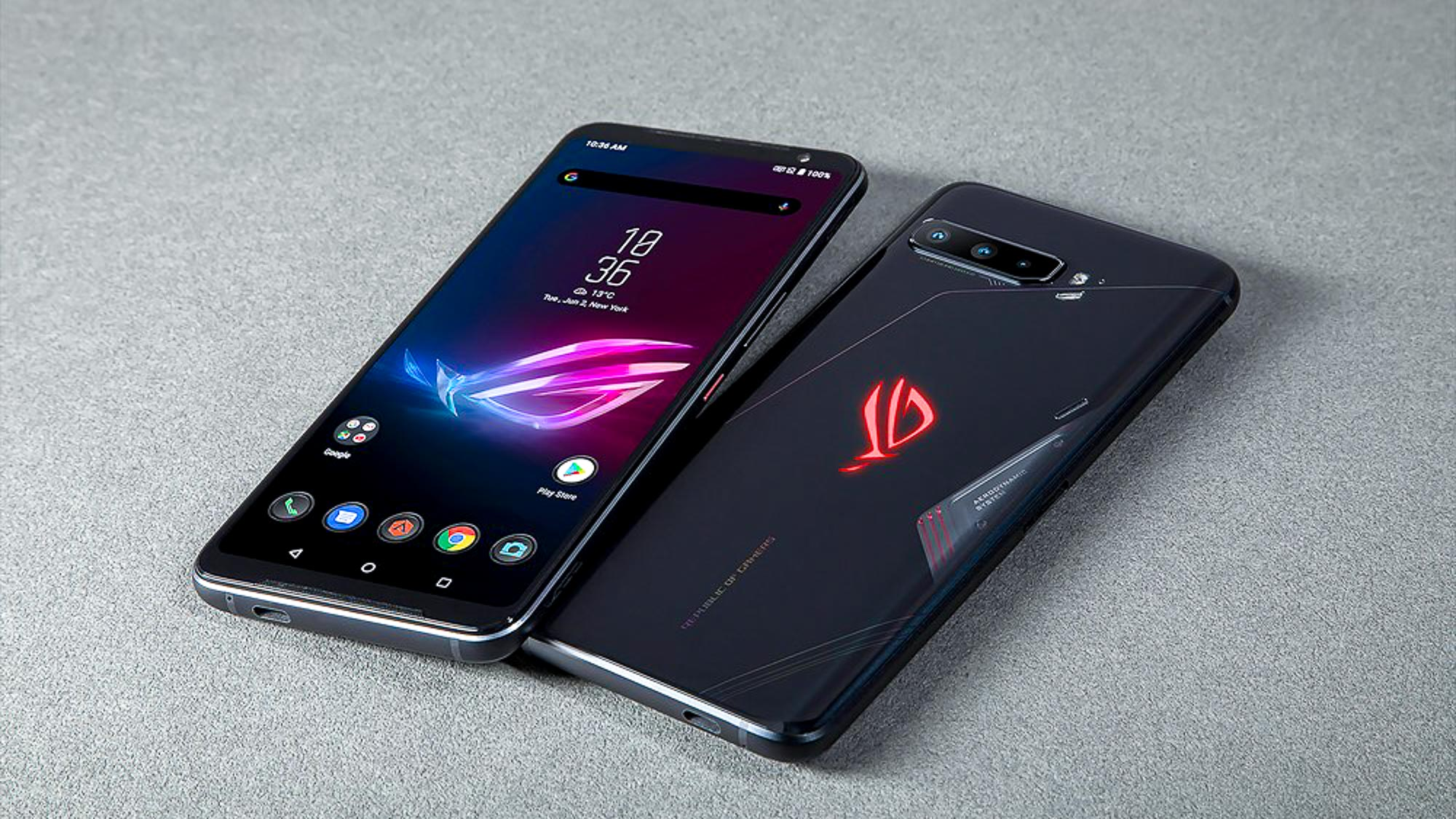 Asus ROG Phone 5 leak reveals 18GB of RAM — that's not a typo | Tom's Guide