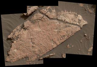 Old Soaker rock slab