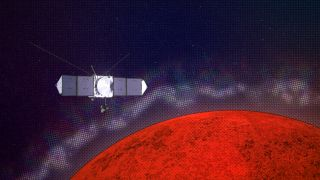Discovery of 'rifts' and 'layers' above Mars may aid radio communications on Earth