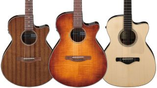 Ibanez acoustic guitar launches for NAMM 2020