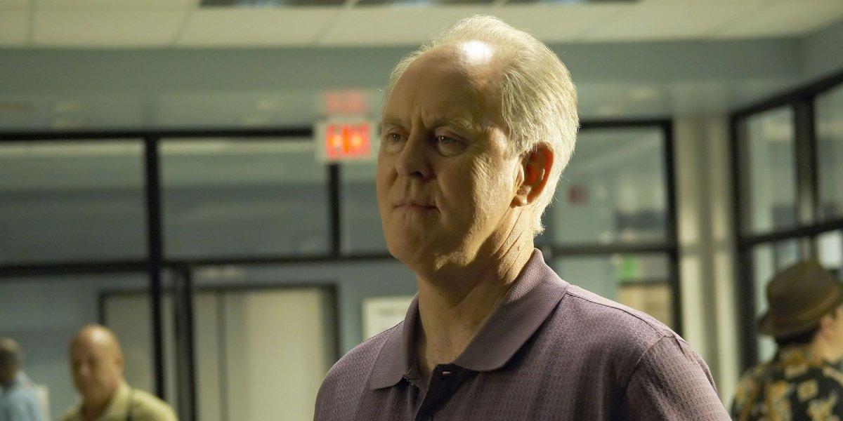 John Lithgow on Dexter
