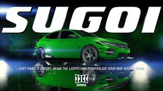 GTA Online Casino Car - Dinka Sugoi