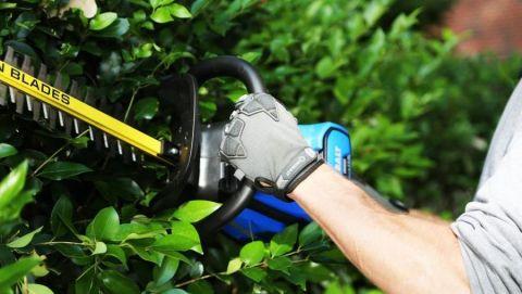 Kobalt KHT 240-06 hedge trimmer review