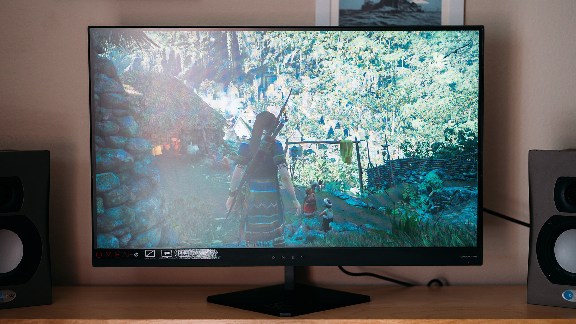 HP Omen 27 Gaming Monitor review | TechRadar