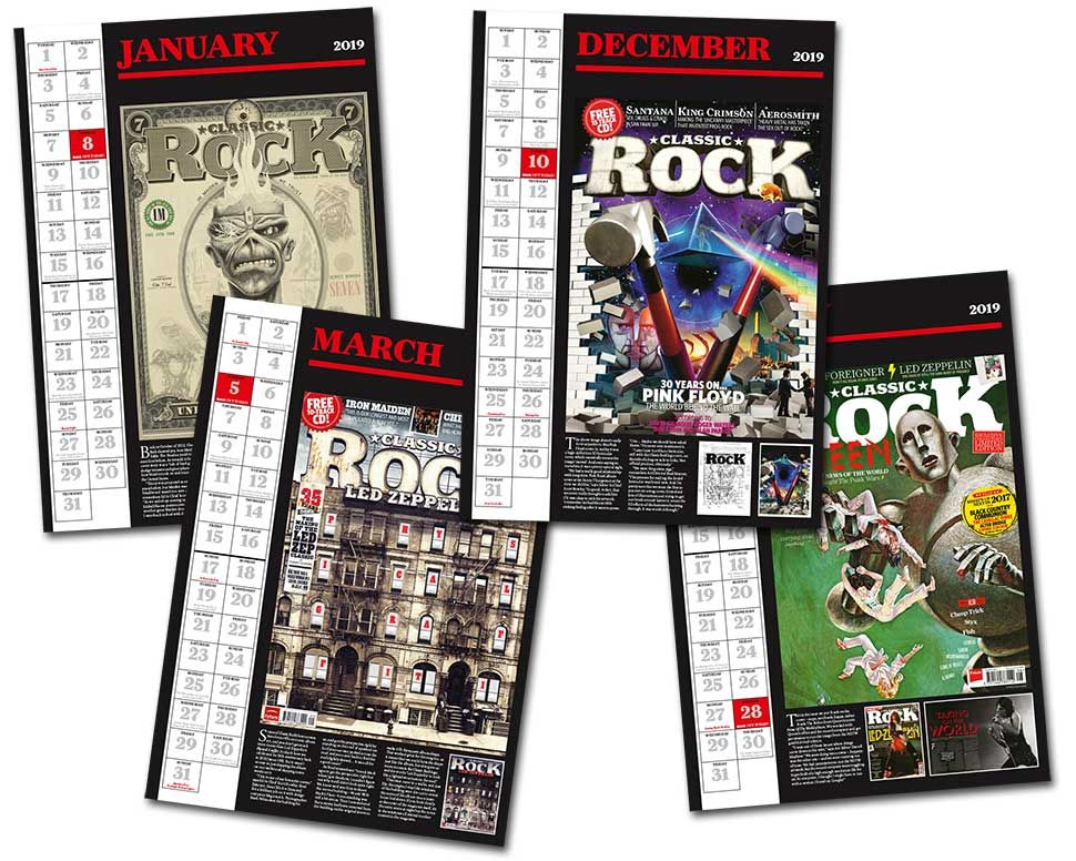 The end-of-year, 20th Birthday edition of Classic Rock is out now