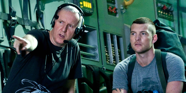 James Cameron Sam Worthington Avatar