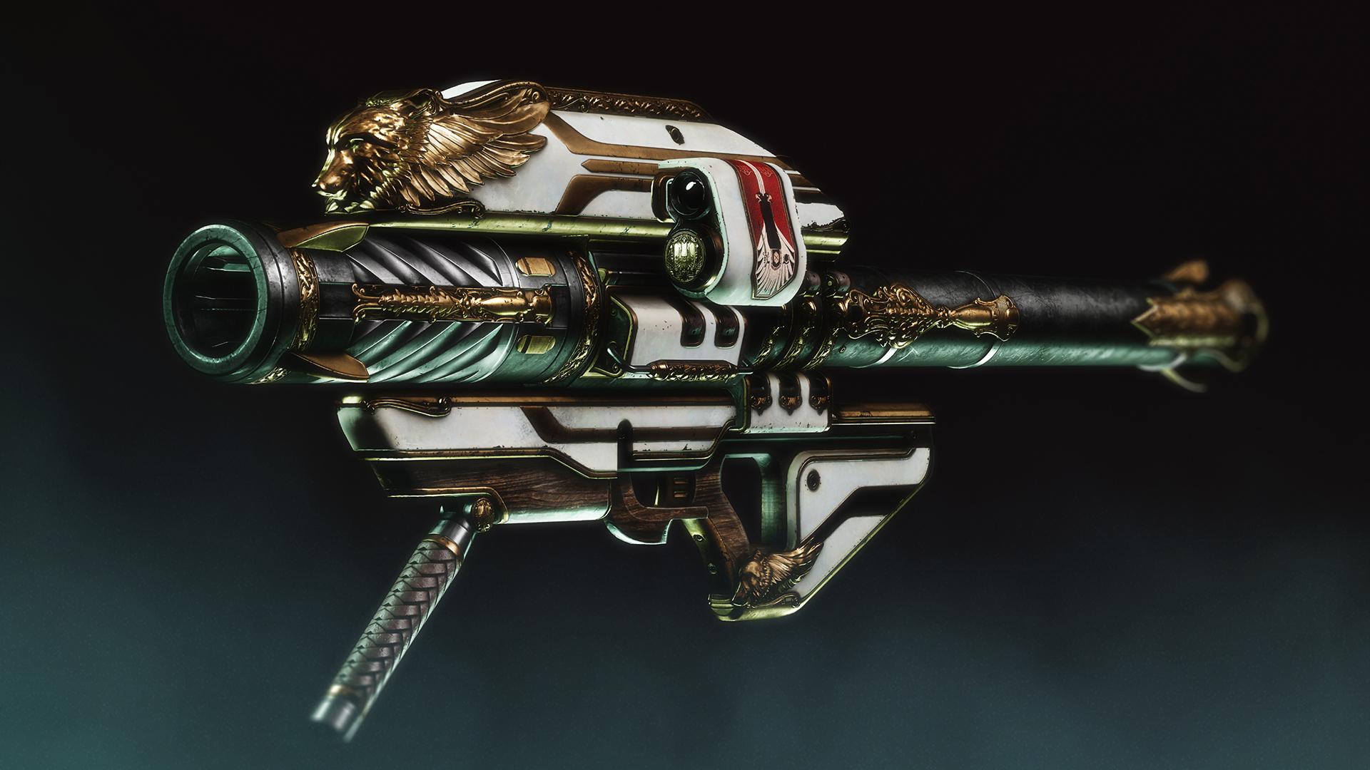 Gjallarhorn is coming to Destiny 2