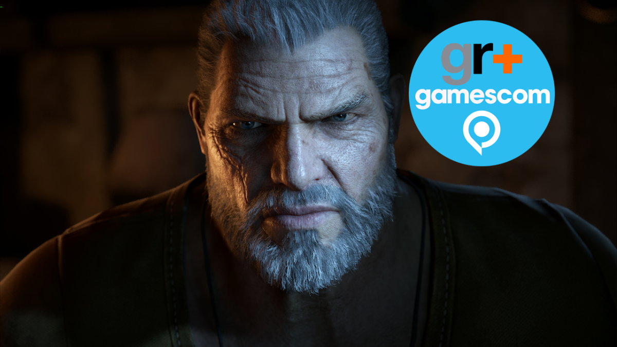 Old Man Marcus Fenix Makes Gears Of War 4 Feel Like A Gory Guardians