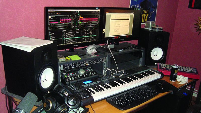 10 questions you need to ask yourself before you set up a home studio