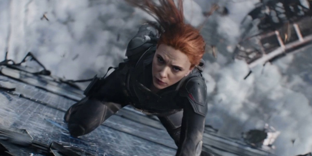 At Least One Major Part Of Black Widow Is Still Being Worked On -  CINEMABLEND