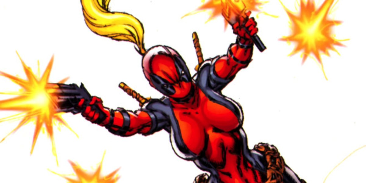 Wanda Wilson is Lady Deadpool