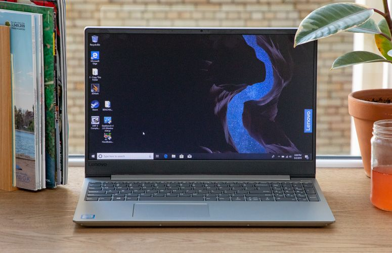 Lenovo Ideapad 330s Review Benchmarks And Specs Laptop Mag