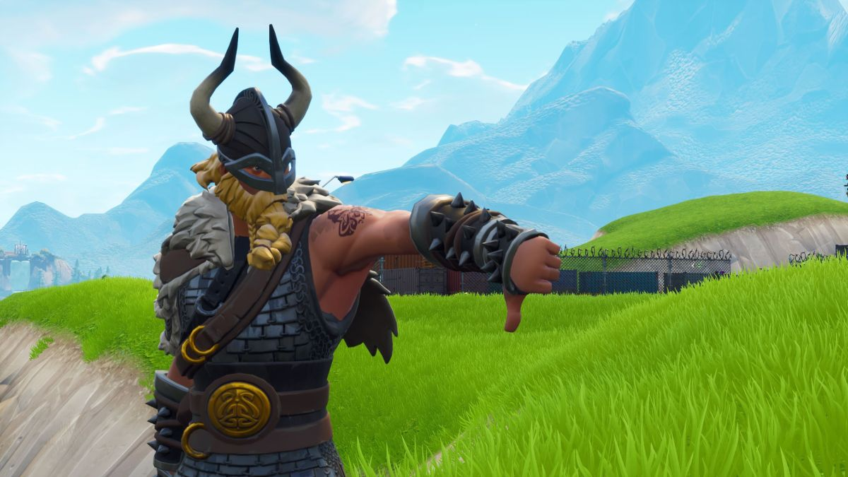 Epic's first official Fortnite competition was a total disaster