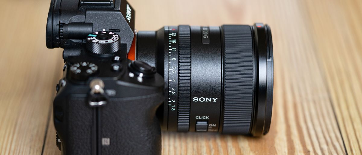 Sony FE 20mm f/1.8 G review