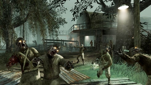 Zombies Invade The Moon In Call Of Duty: Black Ops Rezurrection Pack #18534