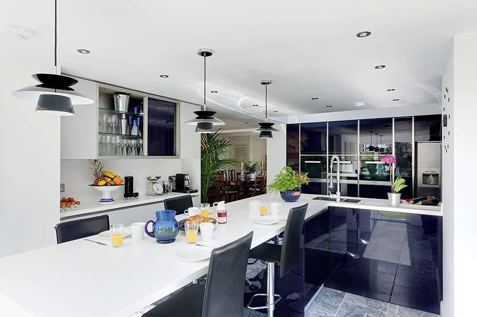 Extending To Double The Kitchen Space