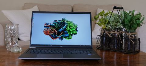 HP ZBook Power G8 review