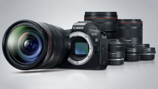 Canon EOS R – the beginning of a new full-frame mirrorless dynasty