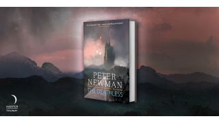 The cover of The Deathless by Peter Newman