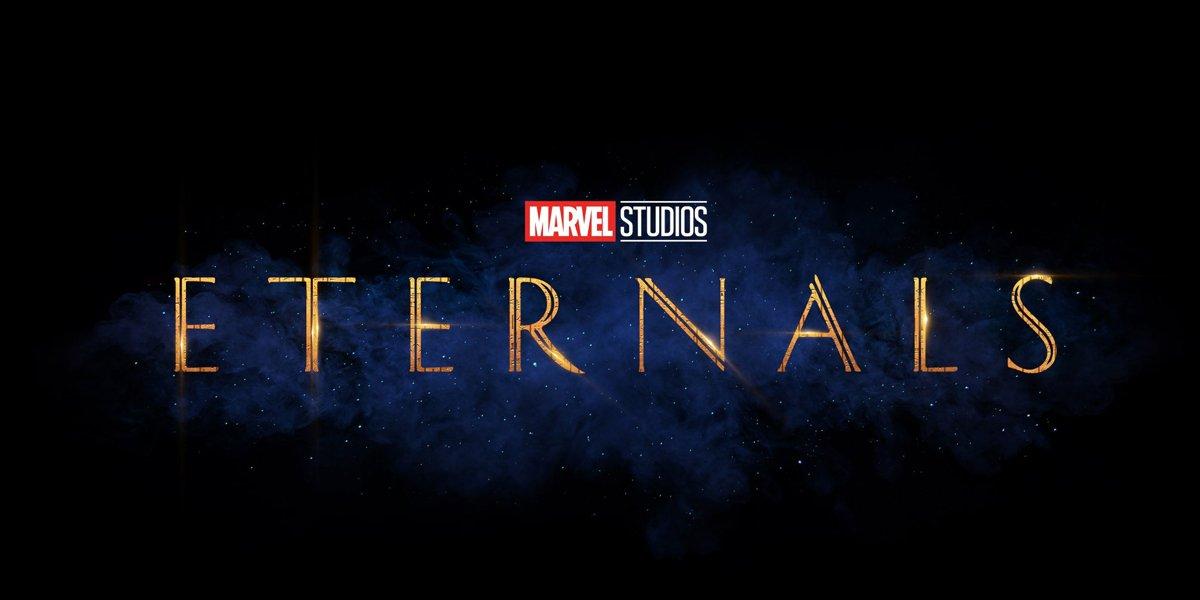 The Eternals – November 6, 2020