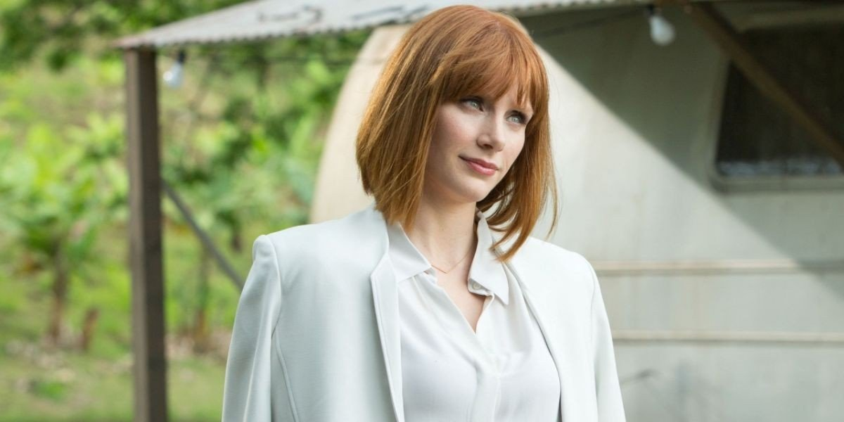 Bryce Dallas Howard as Claire Dearing in Jurassic World (2015)