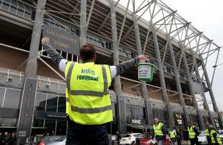 Newcastle United v Cardiff City – Premier League – St James' Park