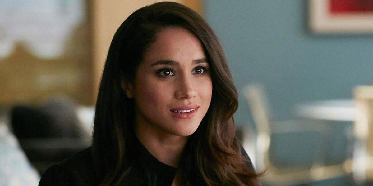 Meghan Markle in Suits Season 4