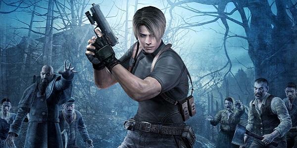 Leon Kennedy in Resident Evil 4.