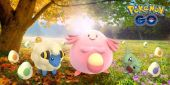 Pokemon GO's Next Big Event Celebrates The Changing Seasons