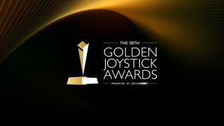 An image of the Golden Joystick Awards 2020 logo