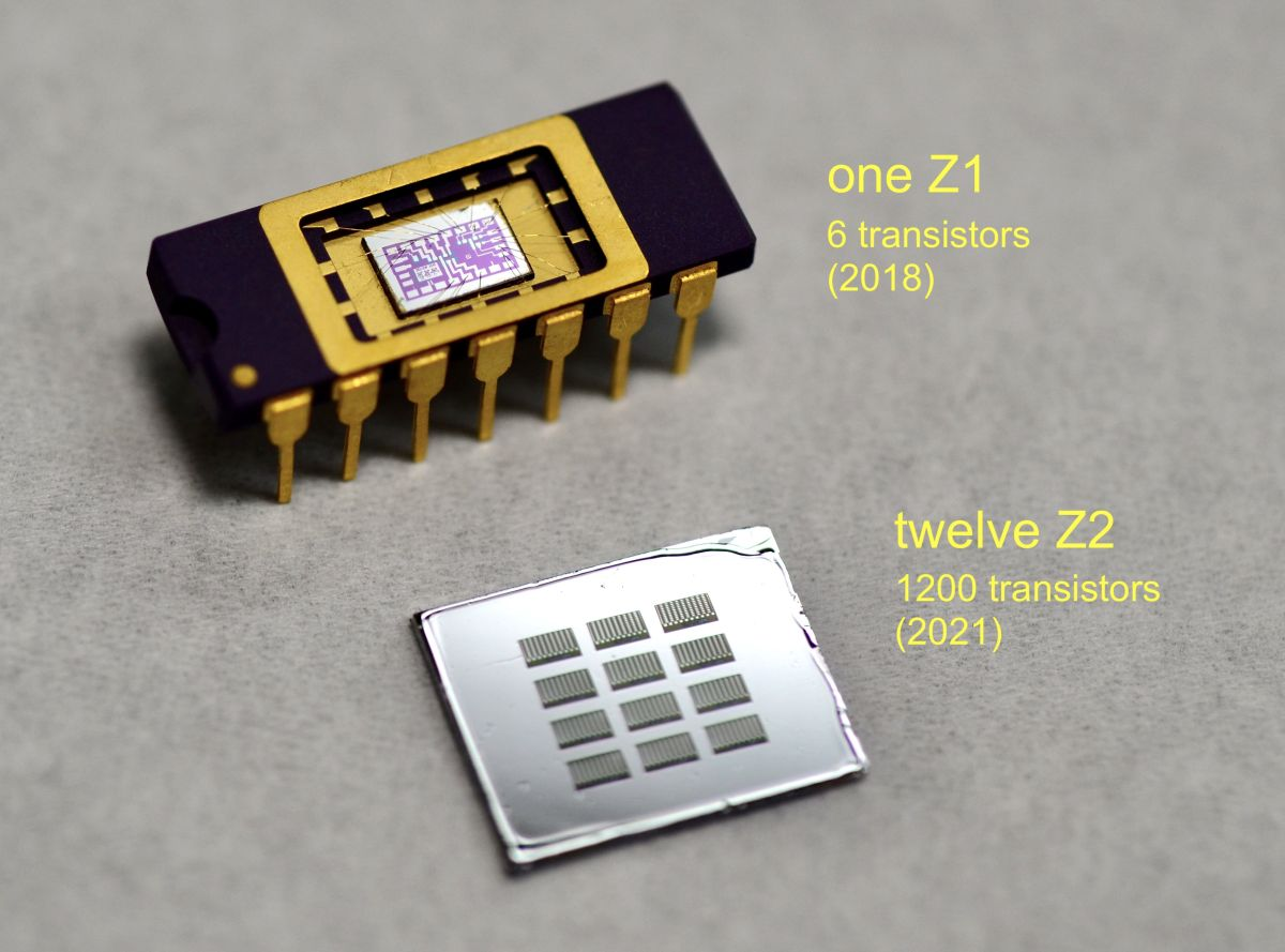 If you thought building homemade computer chips was impossible, you would be wrong. Sam Zeloof has just made his second homemade silicon integrated ci