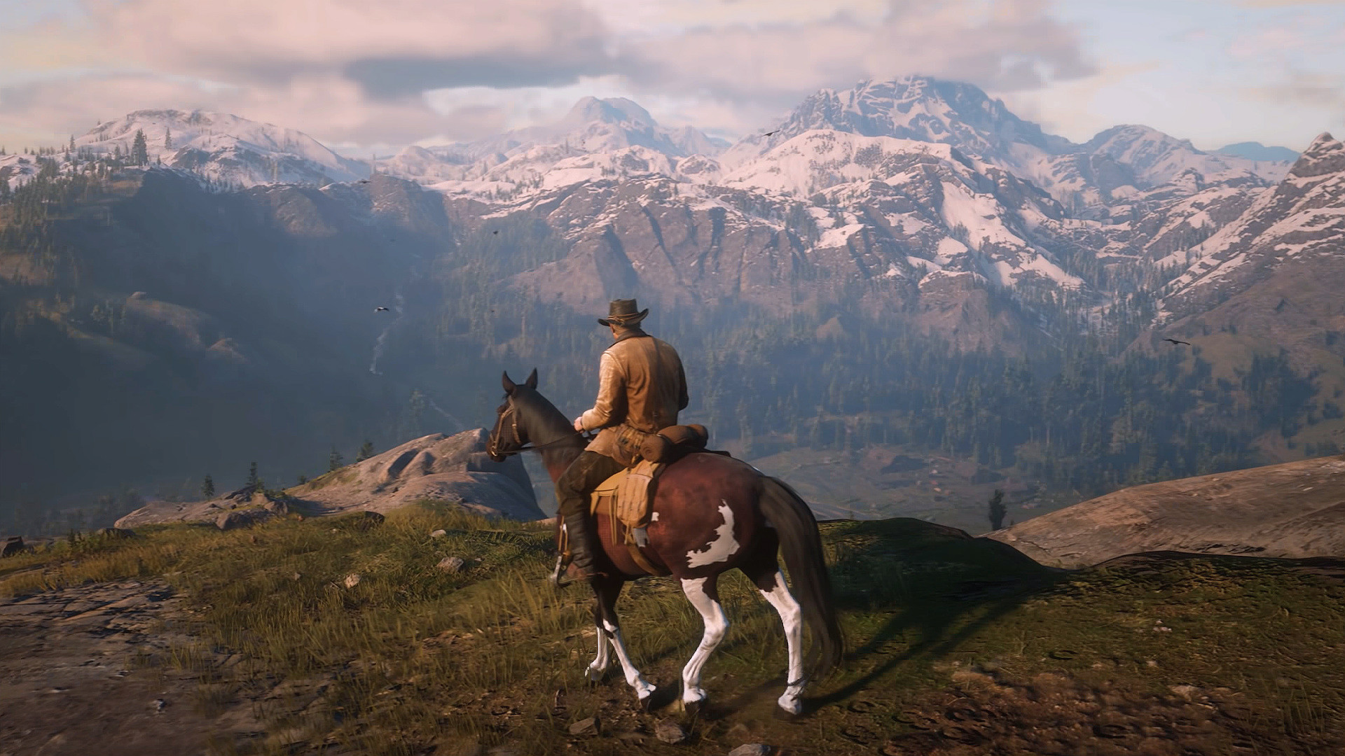Red Dead Redemption 2 Pc Everything We Know Pc Gamer