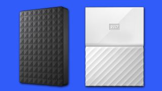 PS4 external hard drives
