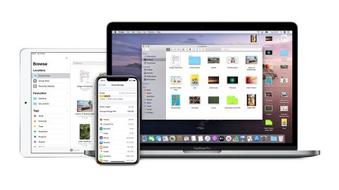 apple icloud review devices