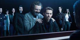 How Prodigal Son Stars Tom Payne And Michael Sheen Got Inspired For Fox's Serial Killer Drama