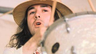 Thin Lizzy's Brian Downey
