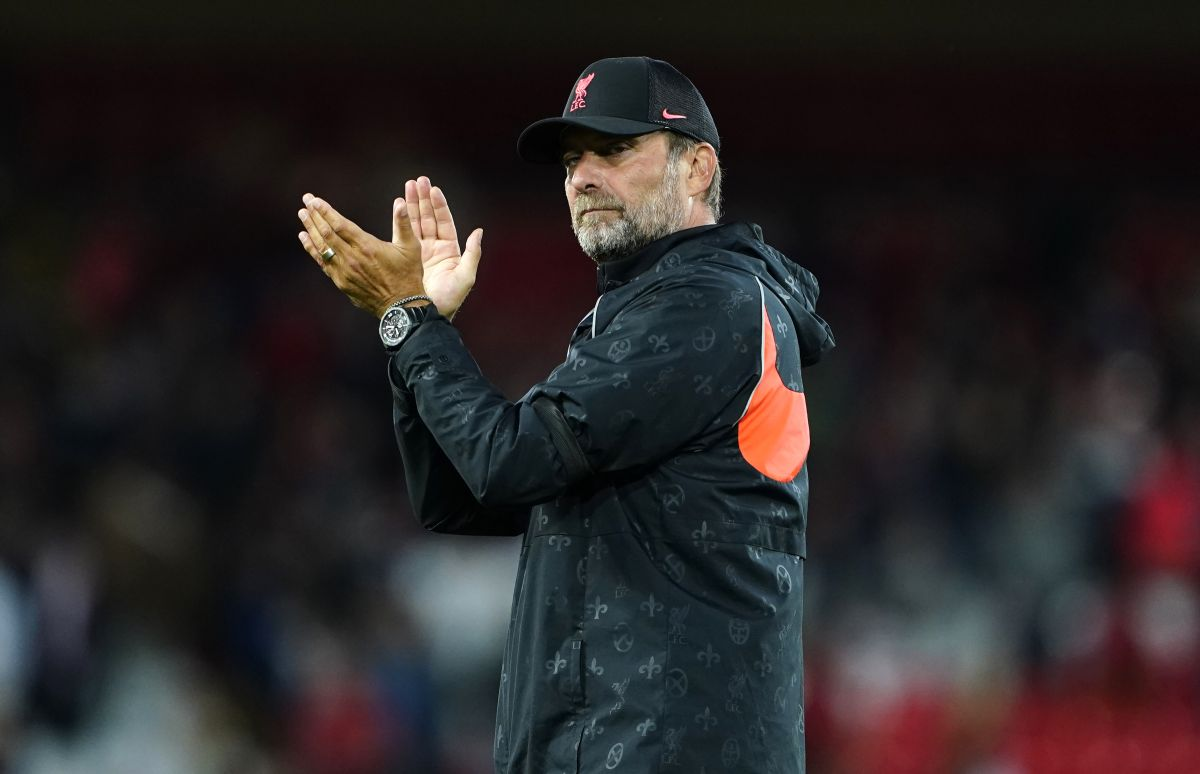 Carry on rotating: Jurgen Klopp outlines the importance of having options