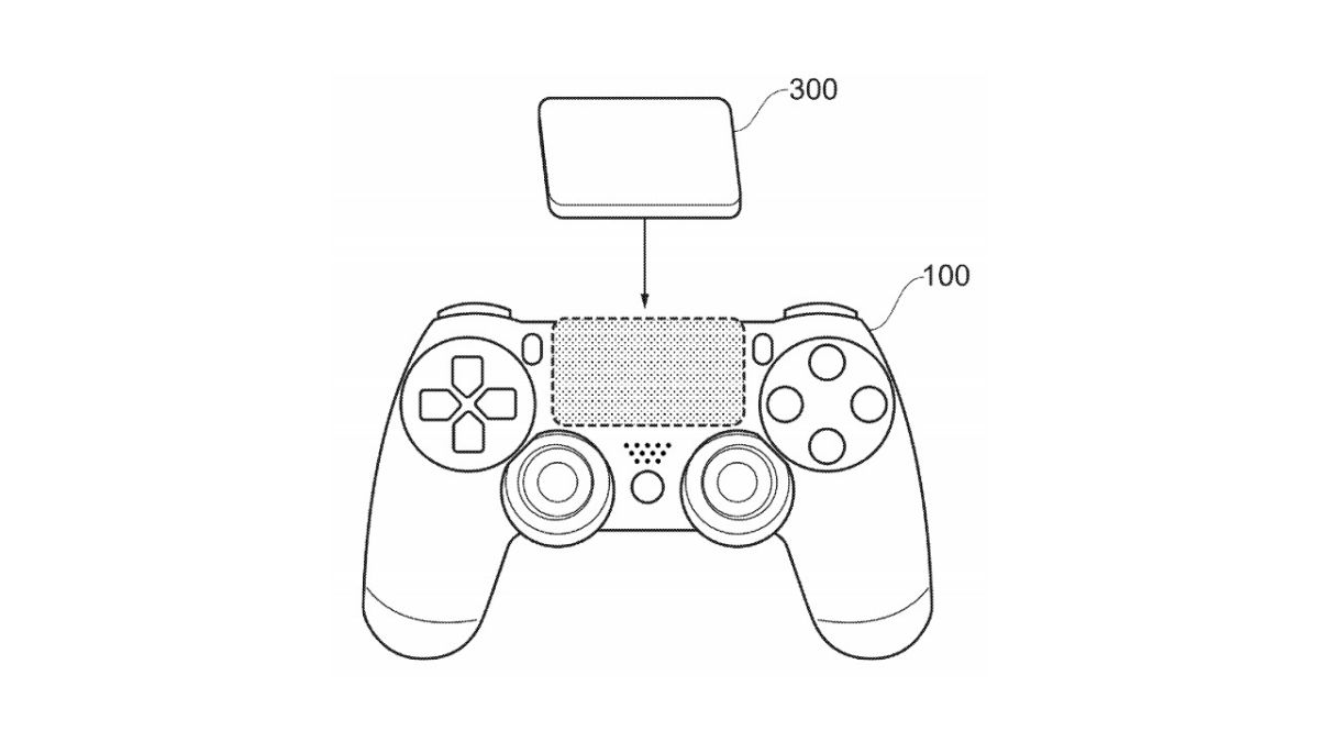 This PlayStation patent shows a new way to make games more accessible