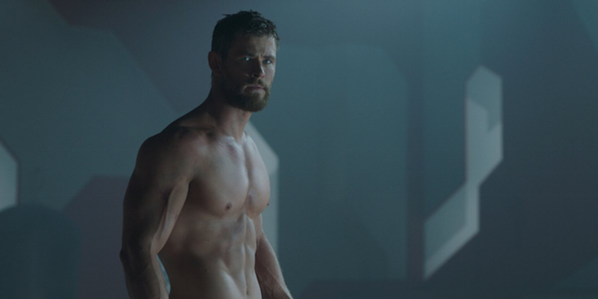 Chris Hemsworth Looks Ripped In First Look At Netflix Movie Extraction Cinemablend