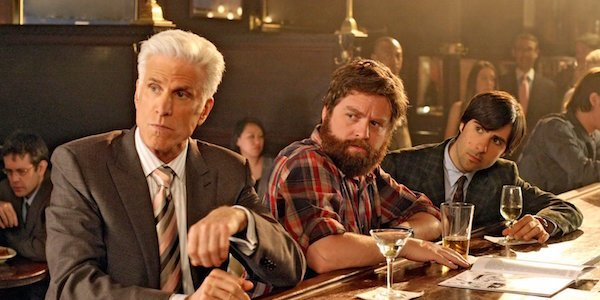 That Time Ted Danson Got So Stoned He Forgot His Lines The Next Day Cinemablend