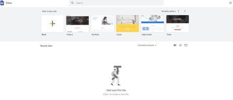 Google Sites Review