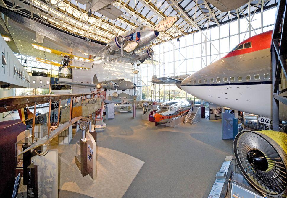 Jeff Bezos donates $200 million to the Smithsonian Institution ahead of Blue Origin launch