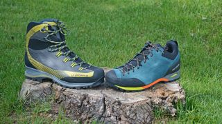 trail walking shoes vs hiking boots