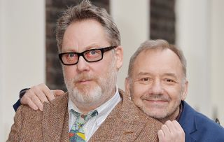 Vic Reeves Mortimer PA